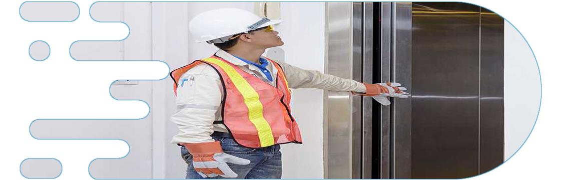 بازرسی برای استاندارد آسانسور