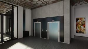 تزئینات کابین آسانسور