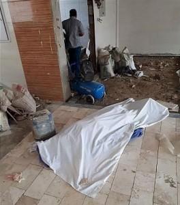 حادثه سقوط آسانسور در یافتآباد