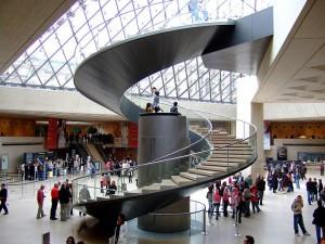 آسانسور موزه لور