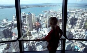 آسانسور کف شیشه ای نیوزلند
