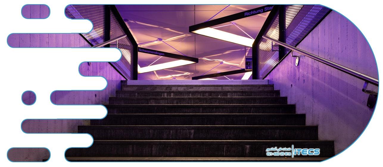 پله ها بیشتر از آسانسورها آدم می کشند؟