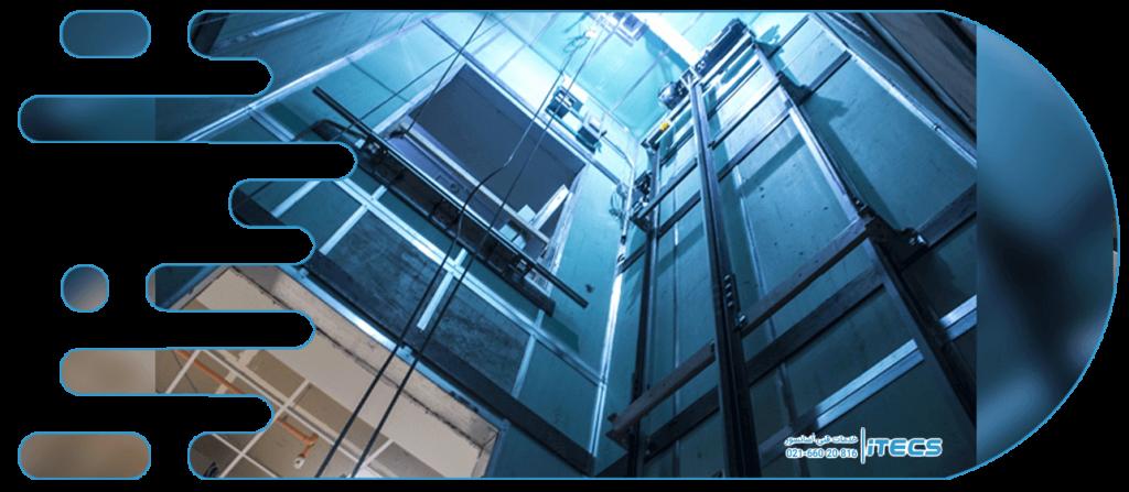 مراحل نصب آسانسور